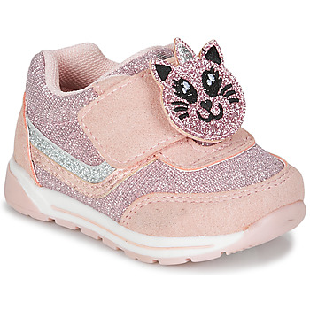 Scarpe Bambina Sneakers basse Chicco GAMMA Rosa
