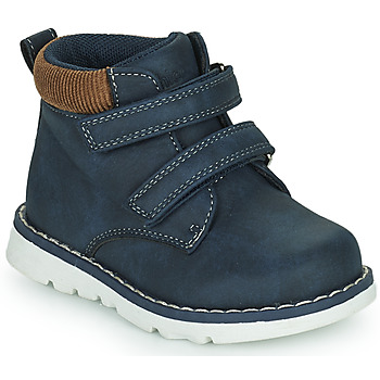 Scarpe Bambino Sneakers alte Chicco FLOK Blu