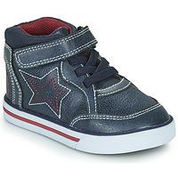 Scarpe Bambino Sneakers alte Chicco FLORINDO Blu