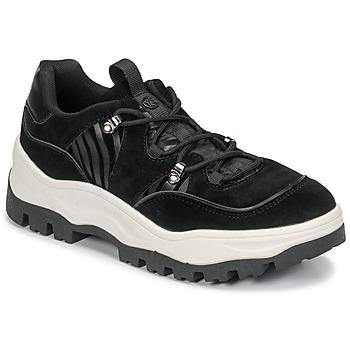 Scarpe Donna Sneakers basse Chattawak TULSA Nero