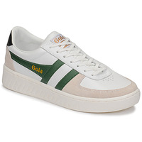 Scarpe Uomo Sneakers basse Gola GRANDSLAM CLASSIC Bianco / Verde