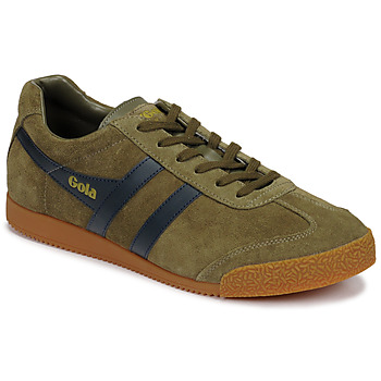 Scarpe Uomo Sneakers basse Gola HARRIER Kaki / Marine