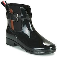 Scarpe Donna Stivali da pioggia Tom Tailor 92306-NOIR Nero