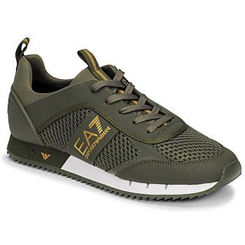 Scarpe Uomo Sneakers basse Emporio Armani EA7 XK050 Kaki