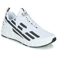 Scarpe Uomo Sneakers basse Emporio Armani EA7 XCC52 Bianco / Nero
