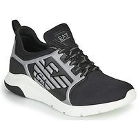 Scarpe Uomo Sneakers basse Emporio Armani EA7 XCC55 Nero