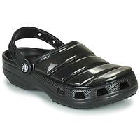 Scarpe Zoccoli Crocs CLASSIC NEO PUFF CLOG Nero
