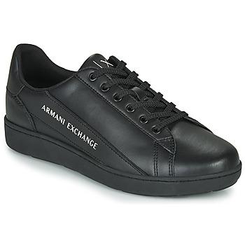 Scarpe Uomo Sneakers basse Armani Exchange  Nero
