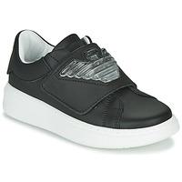 Scarpe Unisex bambino Sneakers basse Emporio Armani XYX014-XOI08 Nero