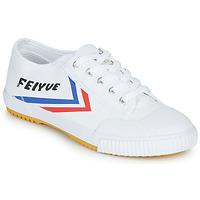 Scarpe Sneakers basse Feiyue FE LO 1920 Bianco / Blu / Rosso