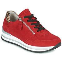 Scarpe Donna Sneakers basse Gabor 5652838 Rosso