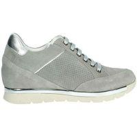 Scarpe Donna Sneakers basse Keys 5551 Grigio