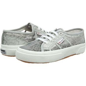 Scarpe Donna Sneakers basse Superga 2750 Grigio