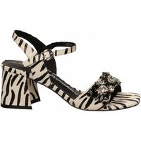 Scarpe Donna Sandali Luciano Barachini WIPS zebra