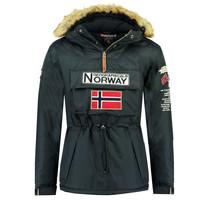 Abbigliamento Bambino Parka Geographical Norway BARMAN BOY Marine
