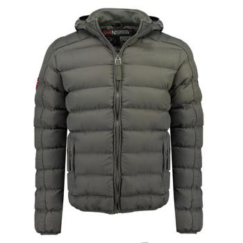 Abbigliamento Bambino Piumini Geographical Norway BOMBE BOY Grigio