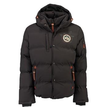 Abbigliamento Bambino Piumini Geographical Norway VERVEINE BOY Grigio