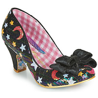 Scarpe Donna Décolleté Irregular Choice BAN JOE Nero / Multicolore