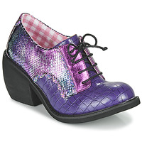 Scarpe Donna Derby Irregular Choice TIPPLE Viola
