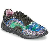 Scarpe Donna Sneakers basse Irregular Choice JIGSAW Nero