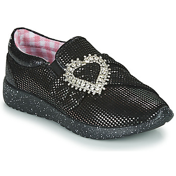 Scarpe Donna Sneakers basse Irregular Choice TWO SHAKES Nero