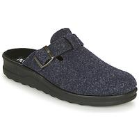 Scarpe Uomo Pantofole Romika Westland METZ 240 Blu