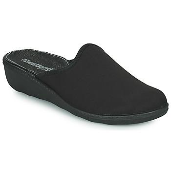 Scarpe Donna Pantofole Romika Westland AVIGNON 315 Nero