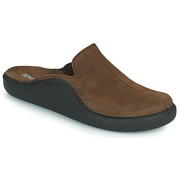 Scarpe Uomo Pantofole Romika Westland MONACO 202 Marrone