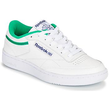 Scarpe Sneakers basse Reebok Classic CLUB C 85 Bianco / Verde