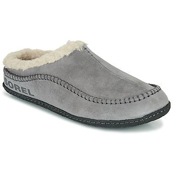 Scarpe Uomo Pantofole Sorel LANNER RIDGE Grigio
