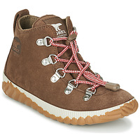 Scarpe Unisex bambino Stivaletti Sorel YOUTH OUT N ABOUT CONQUEST Marrone
