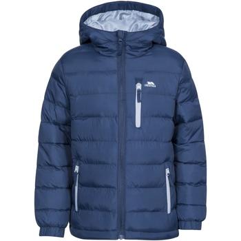 Abbigliamento Unisex bambino Piumini Trespass Aksel Blu navy