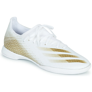 Scarpe Uomo Calcio adidas Performance X GHOSTED.3 IN Bianco