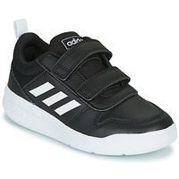 Scarpe Unisex bambino Sneakers basse adidas Performance TENSAUR C Nero / Bianco