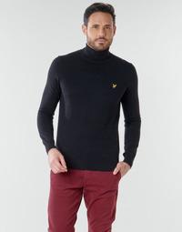 Abbigliamento Uomo Maglioni Lyle & Scott KN1020V Nero