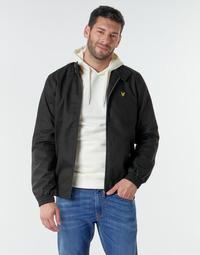 Abbigliamento Uomo Giubbotti Lyle & Scott JK462VC Nero
