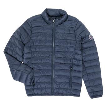 Abbigliamento Bambino Piumini Teddy Smith BLIGHT Marine