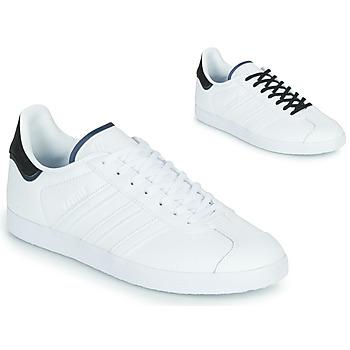 Scarpe Sneakers basse adidas Originals GAZELLE Bianco
