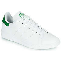 Scarpe Sneakers basse adidas Originals STAN SMITH VEGAN Bianco / Verde