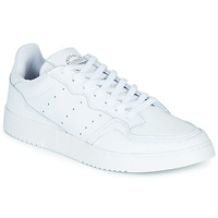 Scarpe Sneakers basse adidas Originals SUPERCOURT Bianco
