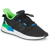 Scarpe Uomo Sneakers basse adidas Originals U_PATH RUN Nero / Verde