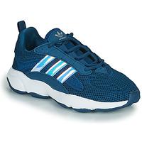 Scarpe Bambino Sneakers basse adidas Originals HAIWEE J Blu