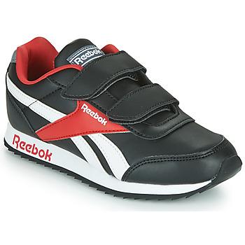 Scarpe Unisex bambino Sneakers basse Reebok Classic REEBOK ROYAL CLJOG Nero / Bianco / Rosso