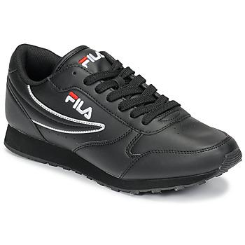 Scarpe Uomo Sneakers basse Fila ORBIT LOW Nero