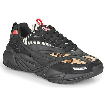 Scarpe Donna Sneakers basse Fila RUSH F WMN Nero