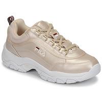 Scarpe Donna Sneakers basse Fila STRADA F WMN Oro