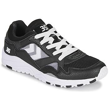 Scarpe Uomo Sneakers basse Hummel EDMONTON 3S LEATHER Nero