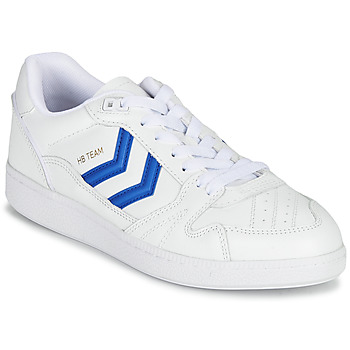 Scarpe Sneakers basse Hummel HB TEAM Bianco / Blu