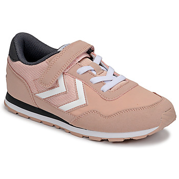 Scarpe Bambina Sneakers basse Hummel REFLEX JR Rosa