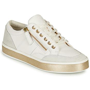 Scarpe Donna Sneakers basse Geox LEELU Bianco